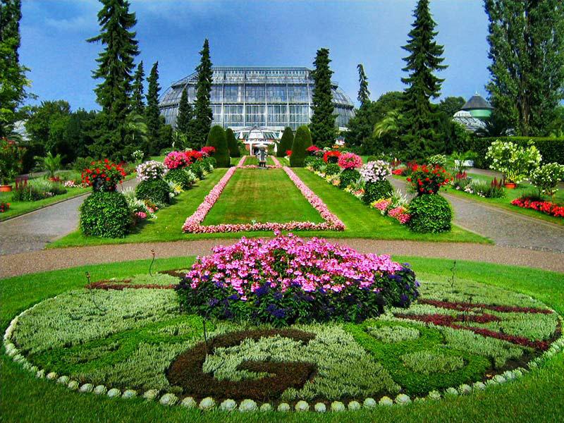 Botanic gardens berlin