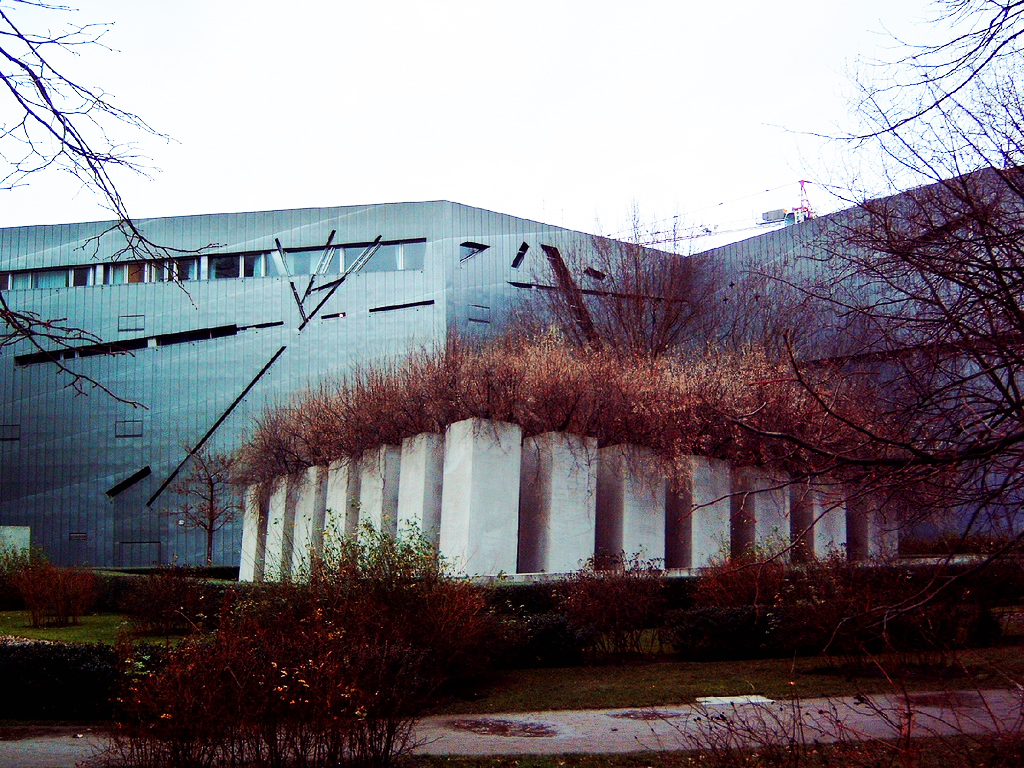 Jewish Museum, Berlin Tino Morchel