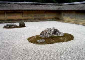 Ryoan-ji Zen Garden | GardenVisit.com, the garden landscape guide