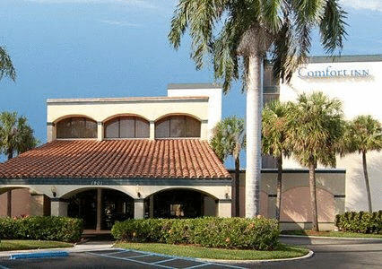 Comfort Inn and Conference Center West Palm Beach