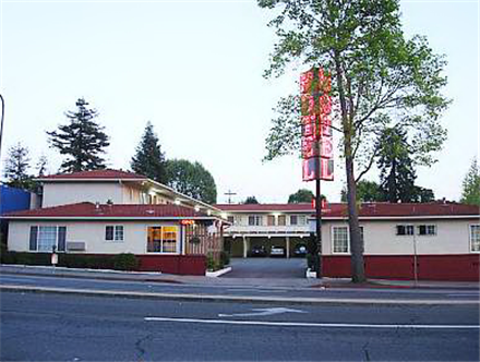 Capri Motel Berkeley