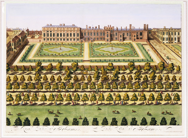 St James's Palace Garden