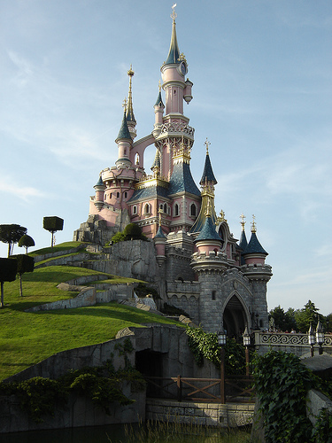 paris france. Disneyland Resort Paris