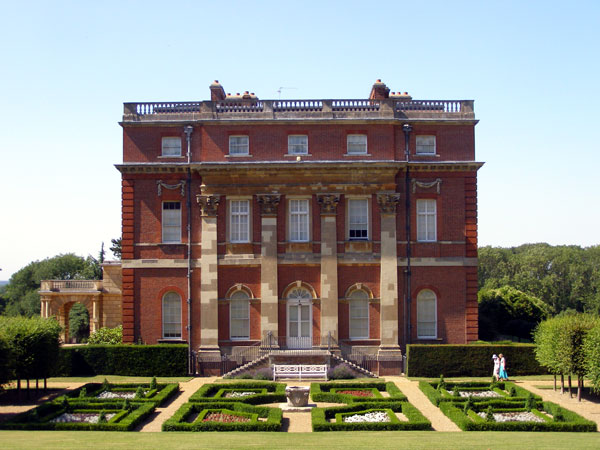 South Side, Clandon Park Garden