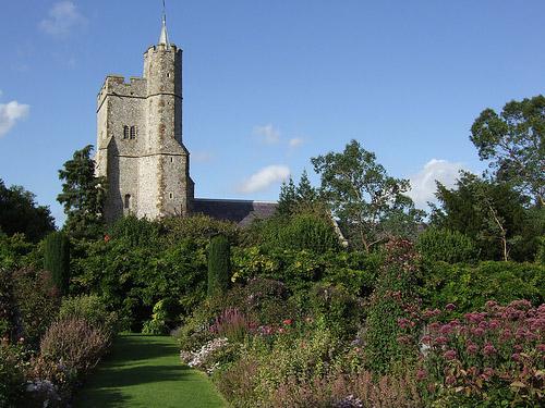 Goodnestone Park Gardens, England