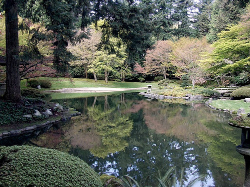 Nitobe Memorial Gardens, British Columbia