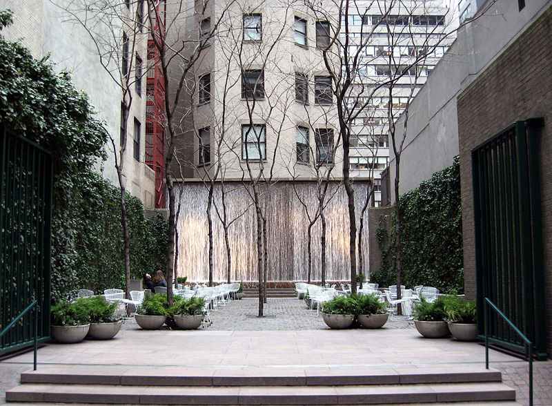 Paley Park, New York
