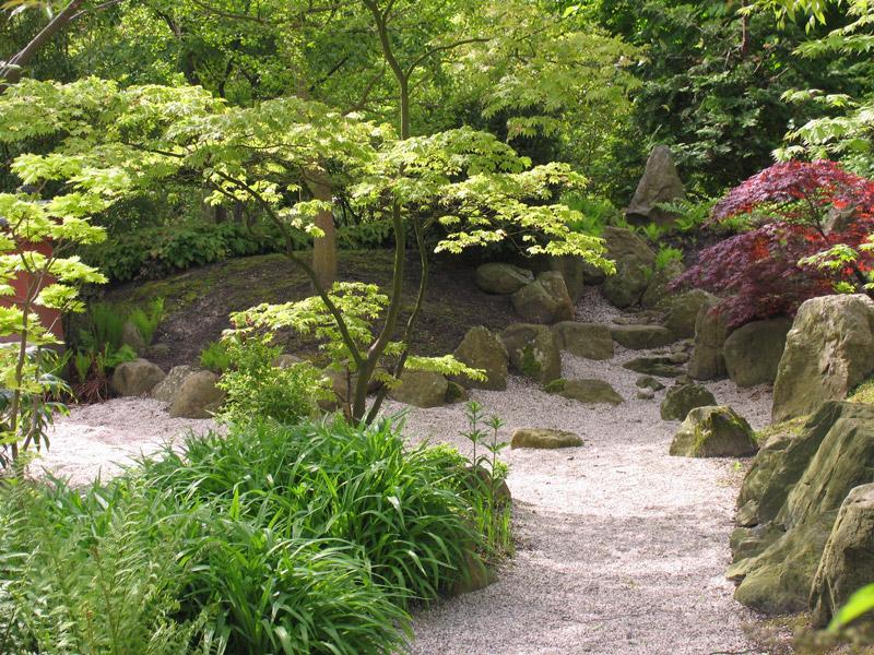 leiden japanese garden 600x 10 Mẫu Thiết Kế Sân Vườn Đẹp Kiểu Nhật