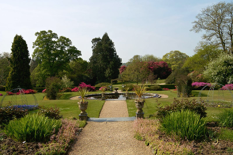 Arlington Court Garden, Devon