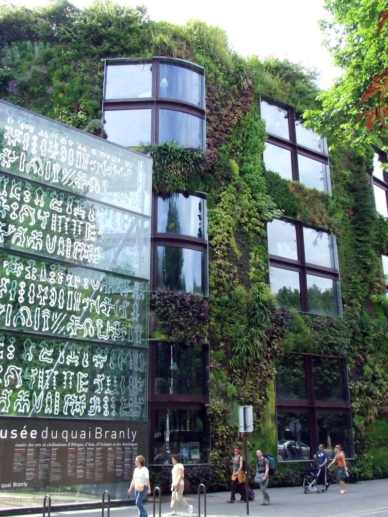 Living Wall, Musée du quai Branly