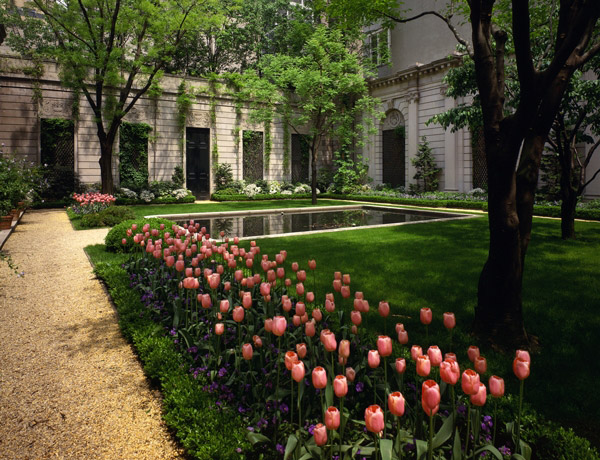 Seventieth Street Garden, The Frick Collection