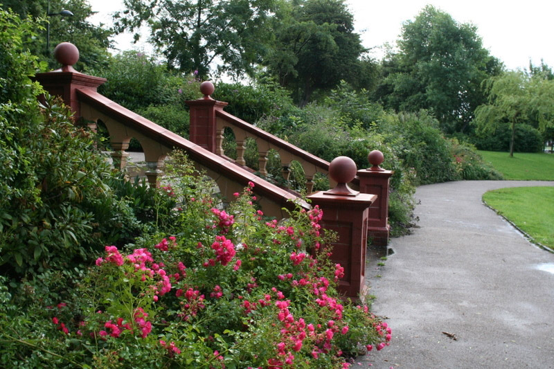 Hanley Park, July 2008