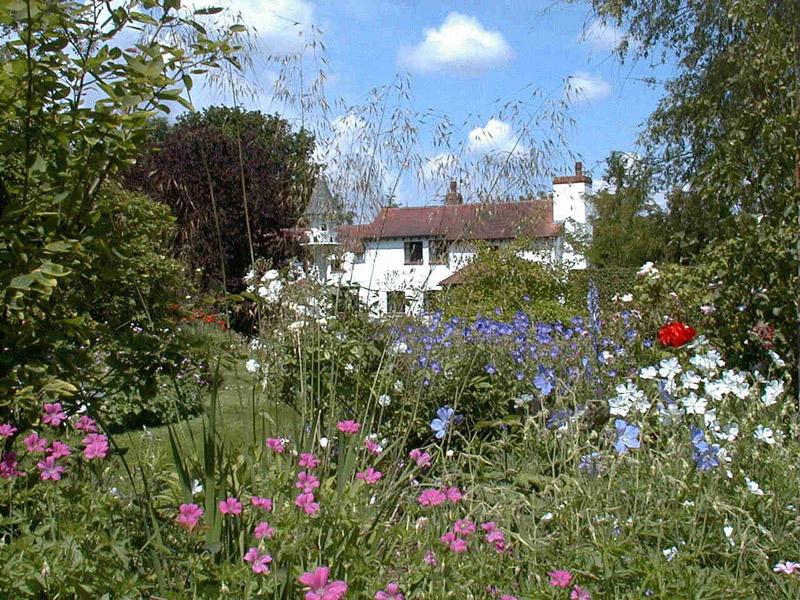 Cranesbill Nursery Garden, Worcestershire