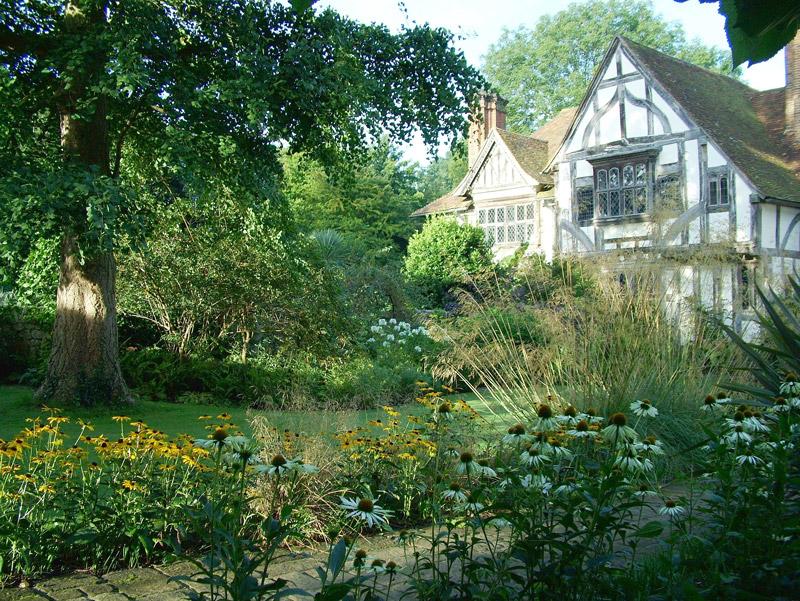 House, Stoneacre Garden