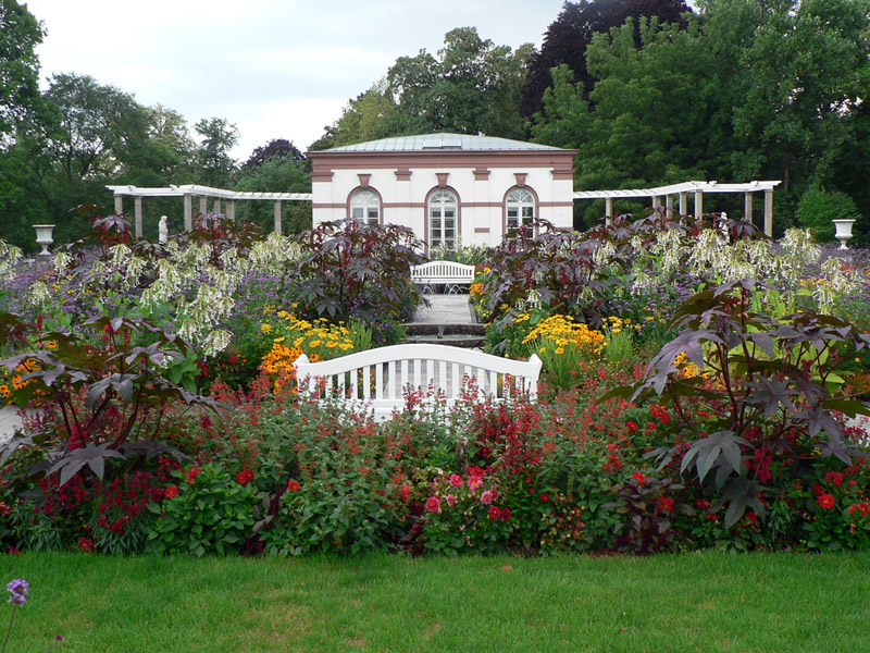 Palmengarten, Germany