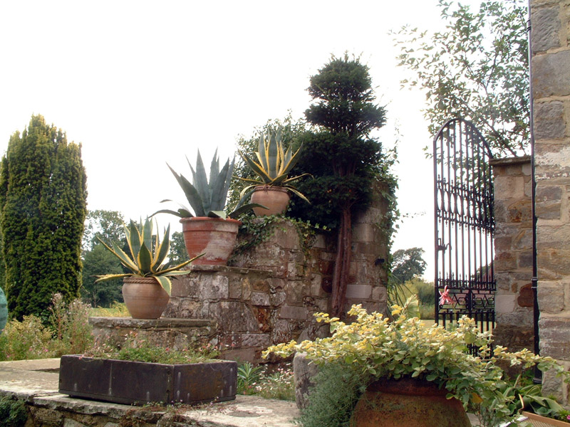 Michelham Priory Gardens