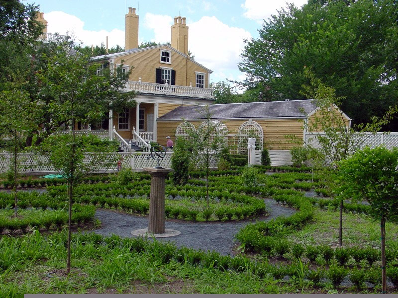 Longfellow House and Garden
