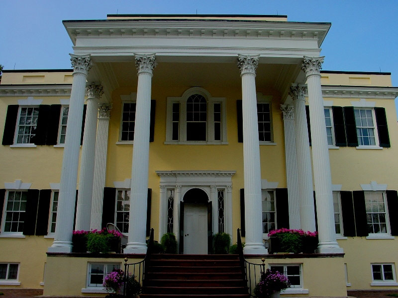 House, Oatlands Plantation