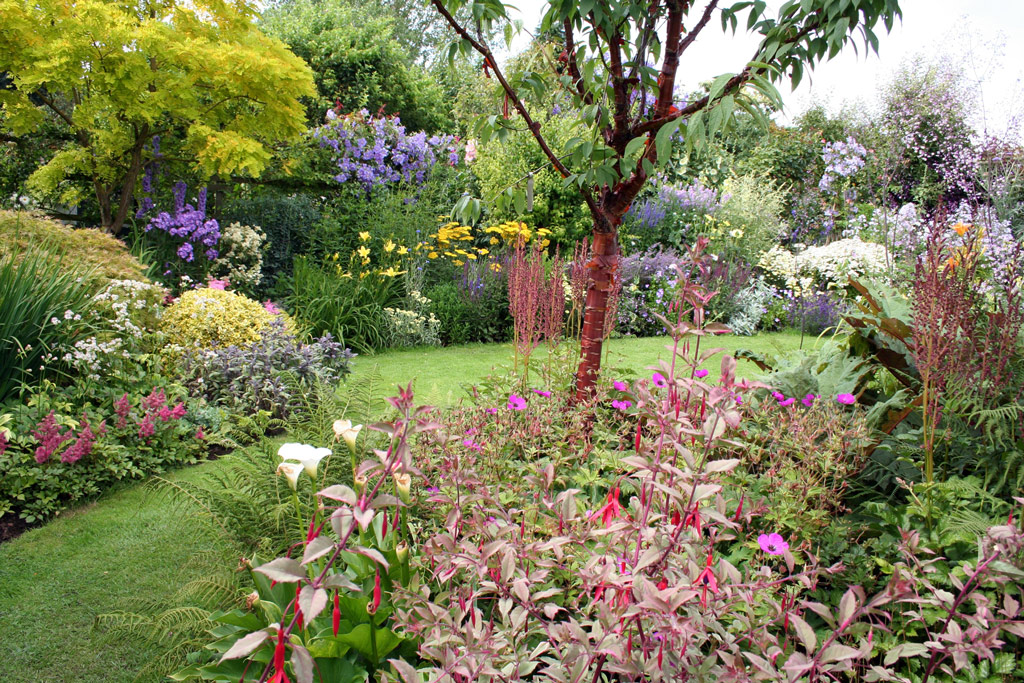 Eastgrove Cottage Garden, Worcestershire