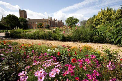 The walled gardens of cannington photograph the walled gardens