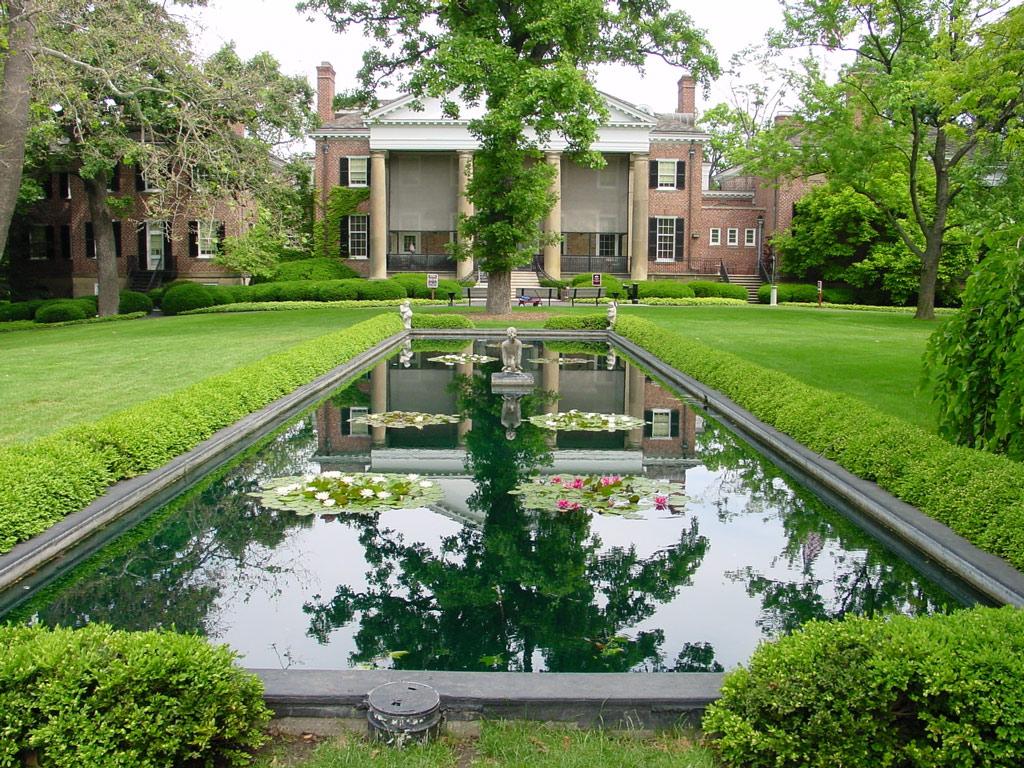cantigny garden pool 600x Garden Pools