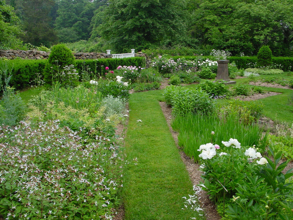 Hill Stead Gardens, Connecticut