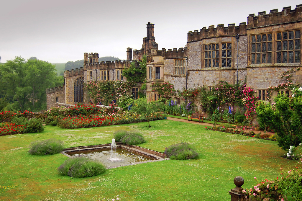 haddon hall china