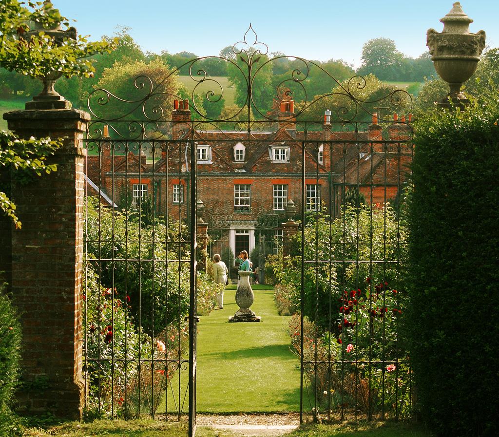 Bramdean House Garden Anguskirk