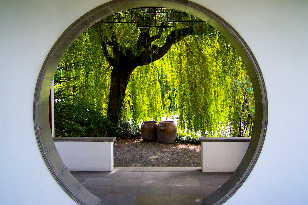 Sun Yat-Sen Classical Chinese Garden Jacob Peterson