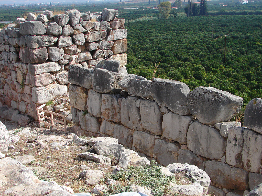 Tiryns Richard Pianka