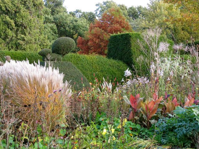 Great Dixter Garden, Autumn