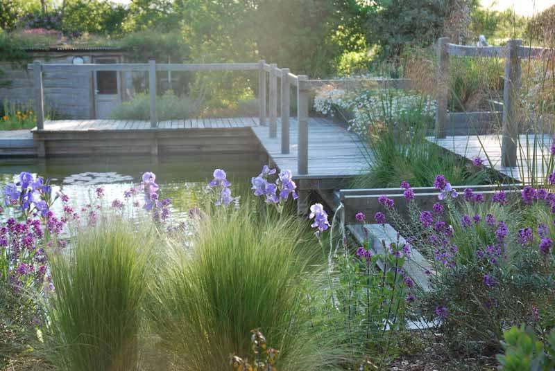 nigel philips garden 600x, Bahçe tasarımı