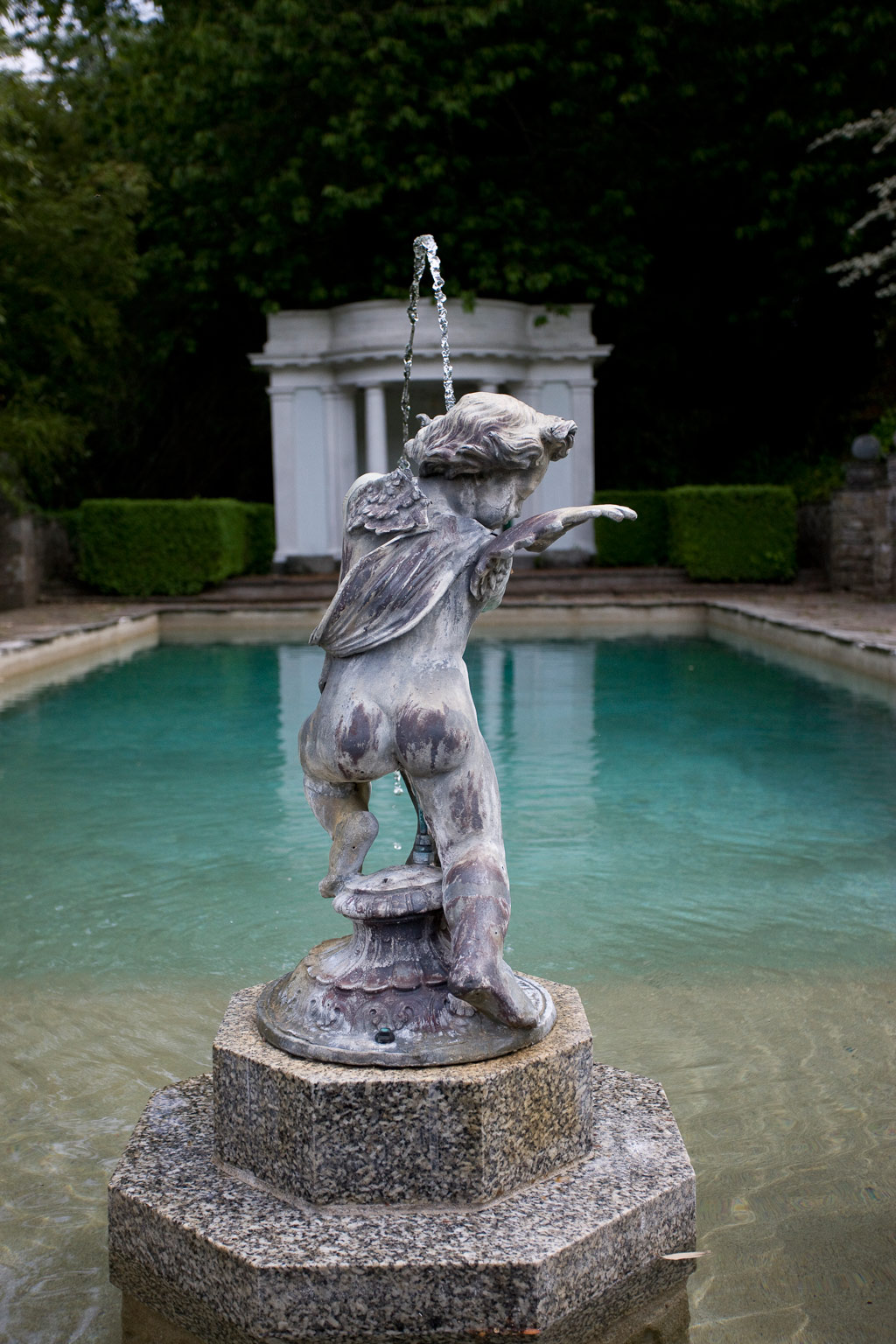 Fountains, Port Eliot