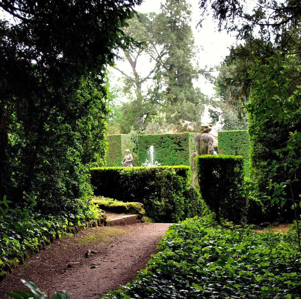 Giardino Barbarigo, Veneto