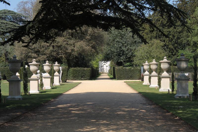 Chiswick House Garden | GardenVisit.com, the garden landscape guide