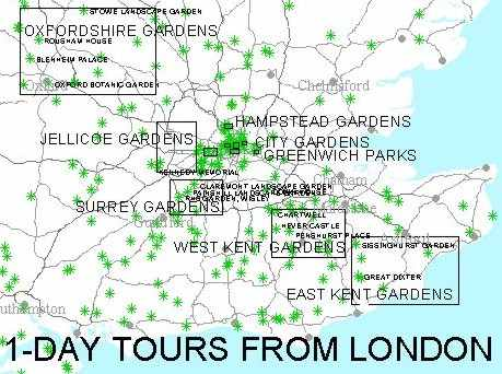 London garden visits and tours. | GardenVisit.com, the garden ...