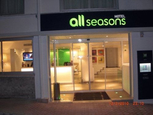 All Seasons Menton