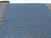 PV roofing tiles and slates