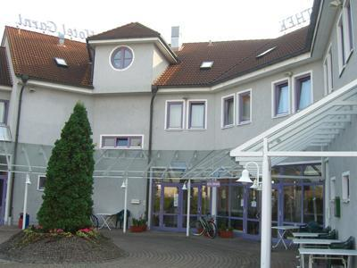 Hotel Garni Lampertheim