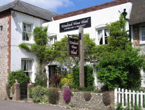 The Woodstock House Hotel - Guest House