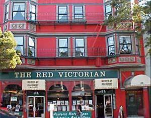 Red Victorian Bed and Breakfast