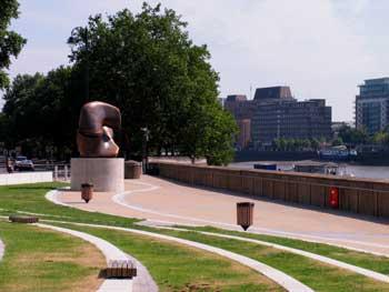 Riverside Walk Gardens, Millbank | GardenVisit.com, the garden ...