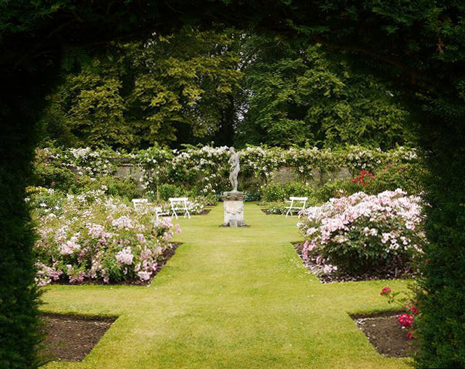 Castle Howard Garden, 2010
