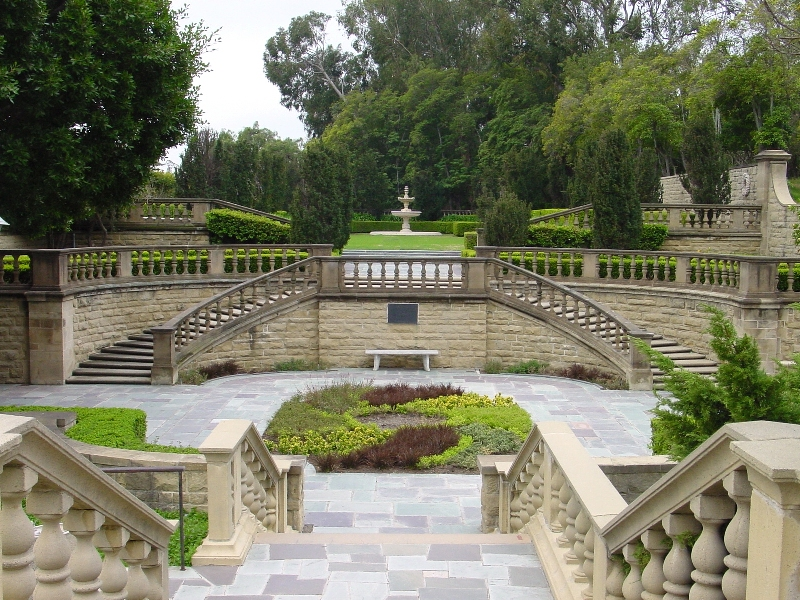 Greystone Mansion and Park, USA, Karl Gercens