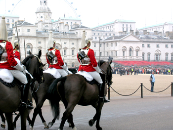 Horse Guards Parade Ground